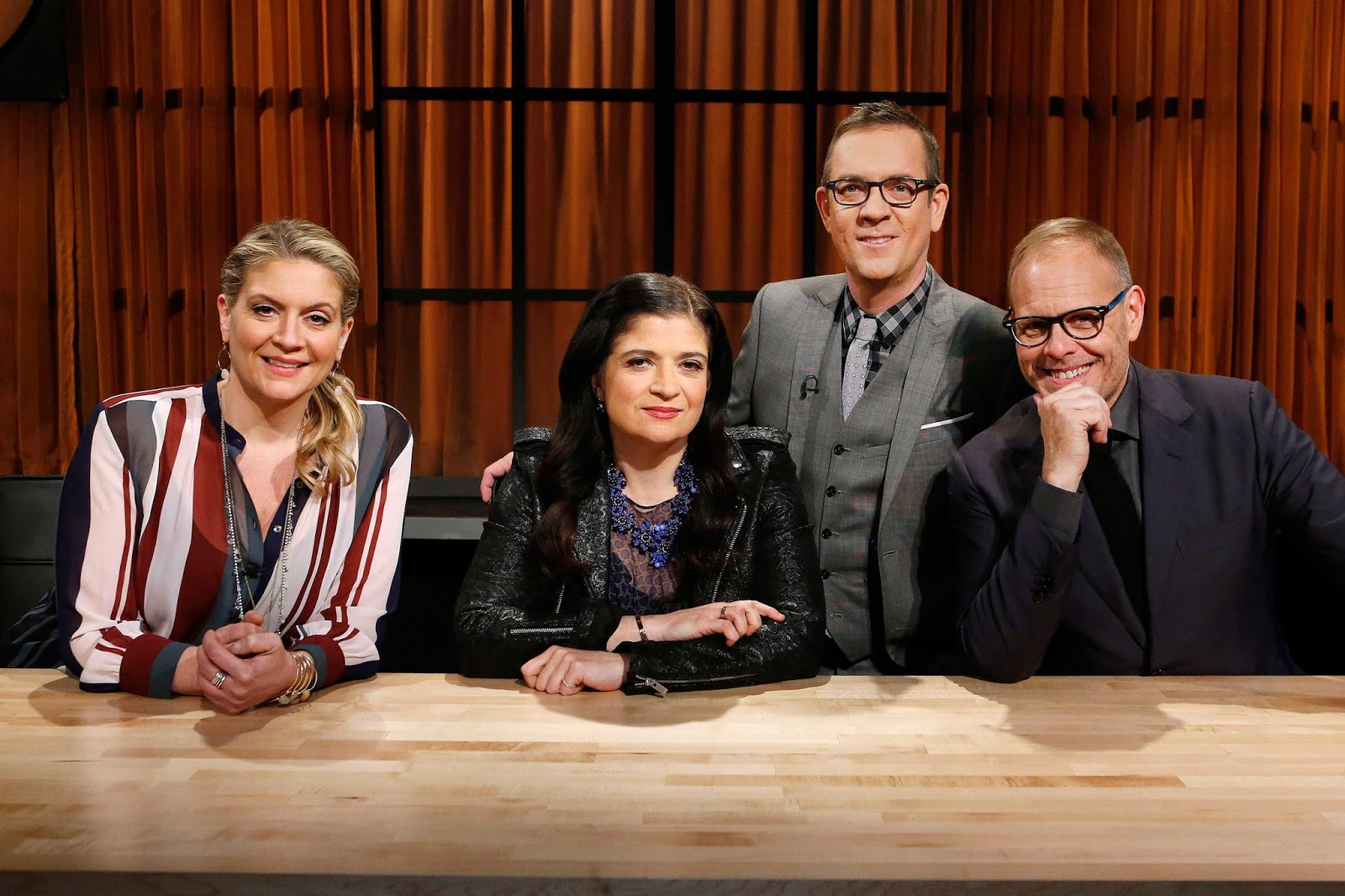 Chopped Food Network food network gossip: special alton brown chopped tournament