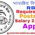 जूनियर इंजीनियर / अधिकारियों के लिए RBI भर्ती 2019   85 रिक्तियां   अंतिम तिथि: 27 जनवरी 2019   RBI Recruitment 2019 for Junior Engineer/Officers   85 Vacancies   Last Date: 27 January 2019
