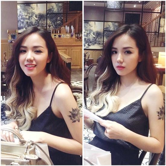 Nữ ca sĩ Phương Linh với bộ ảnh nóng bỏng