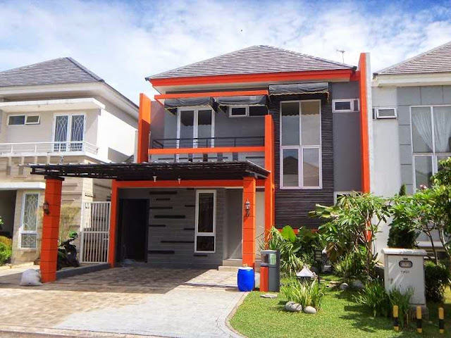 Rumah Minimalis Modern photo
