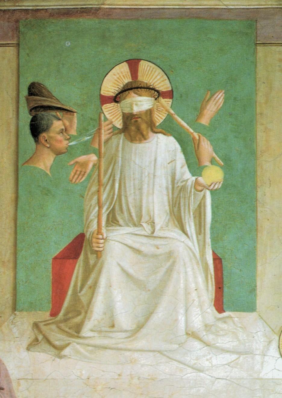 Ad Imaginem Dei: Meditation on the Passion – The Mocking of Christ ...