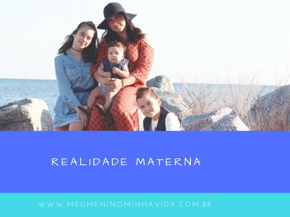 Realidade  materna