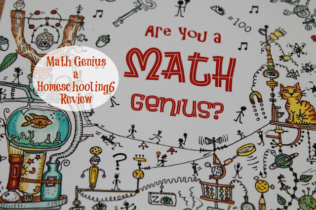 Math Genius a Homeschooling6 Review