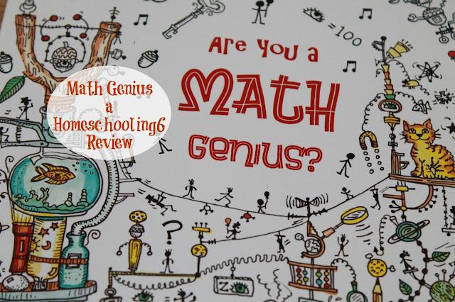 Math Genius a Homeschooling6 Review