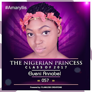 , VOTE ELUENI ANNABEL IN THE NIGERIAN PRINCESS 2017, Latest Nigeria News, Daily Devotionals & Celebrity Gossips - Chidispalace