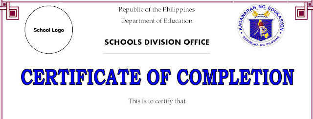 Certificates of completion recognition templates editable deped lps certificates of completion recognition templates editable yelopaper Choice Image