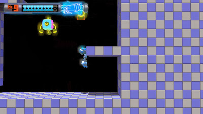 Mighty No 9 imagenes version alpha