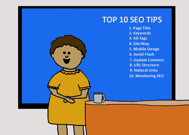 Top 10 SEO tips for your business