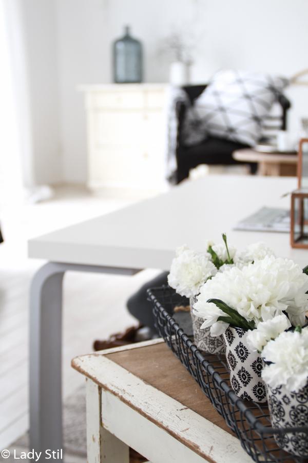 Wohnzimmer mit Hula Hoop Reifen umgestalten, mit einfachen Mitteln einen Raum neu gestalten, Deko-Donnerstag,