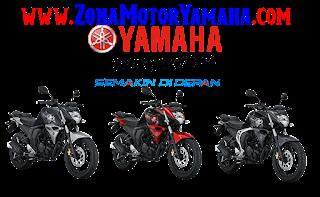 Harga Kredit Motor Yamaha Byson FI New Injection terbaru