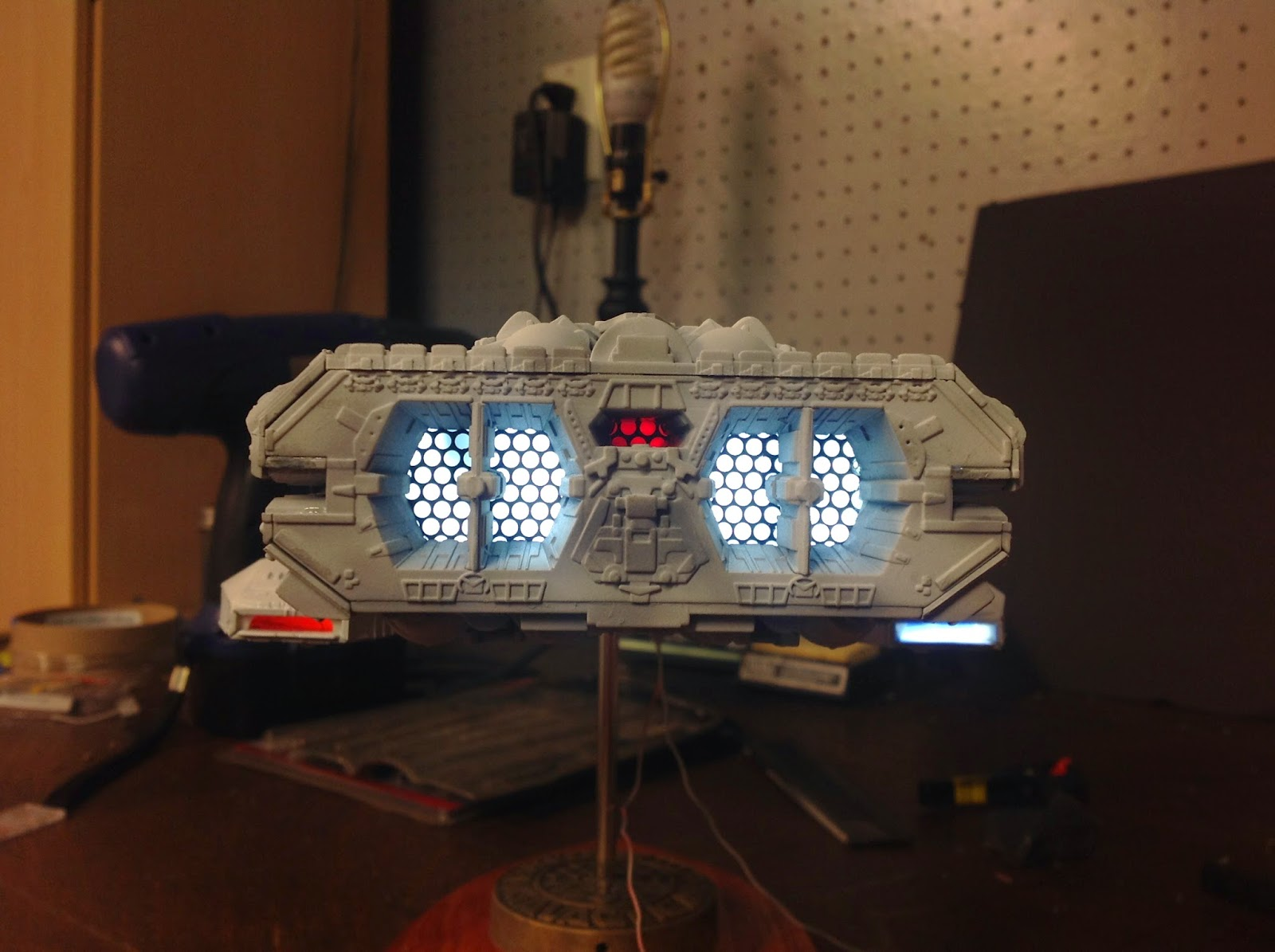 Scale Model Galactica Battlestar BSG Moebius