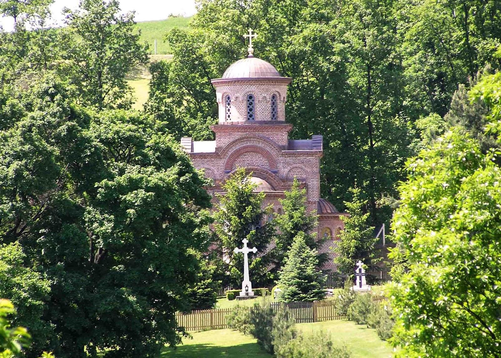 Монастыри Фрушка-горы