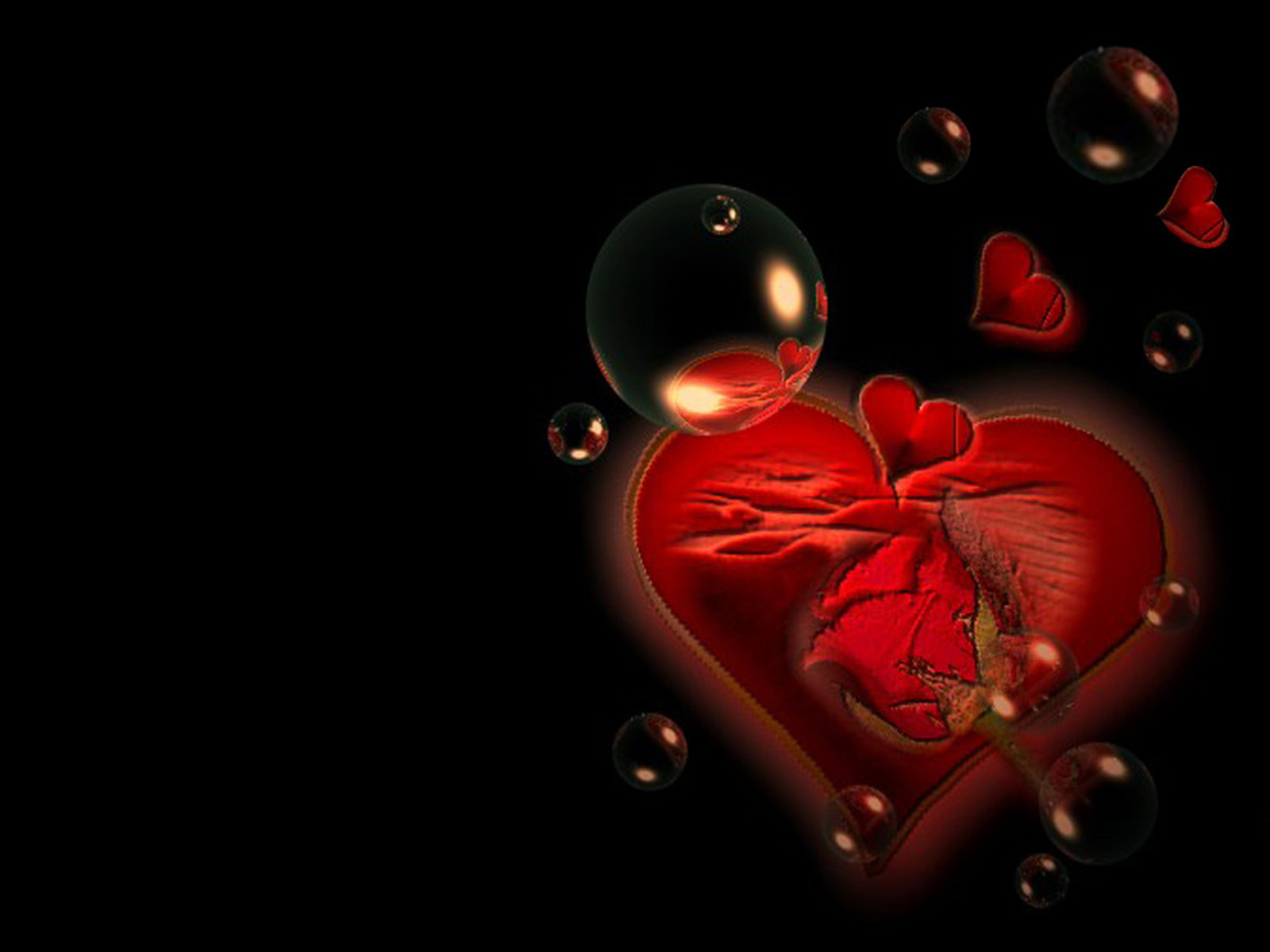 3d Heart Love Wallpapers 4852 Wallpaper: HD Wallpapers: 3D Love Pictures And Wallpapers