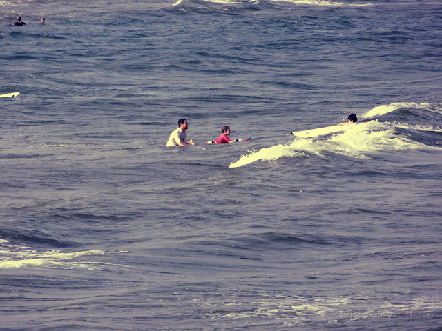 Surfing at Bodhi beach Pondicherry India- Pick, Pack, Go