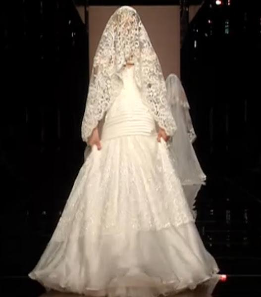 collezione sposa 2014 Carlo Pignatelli, matrimoni orientali