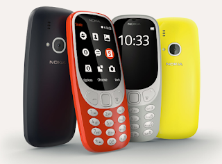 Nokia Is Here to Rock Again With 3310  Dual Sim See Specifications Below