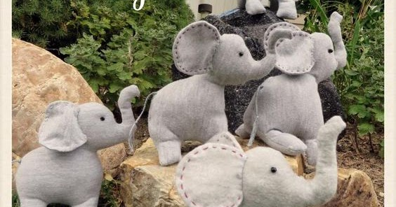 Xoxo Grandma A Herd Of Little Elephants