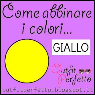 Come abbinare i colori: il giallo