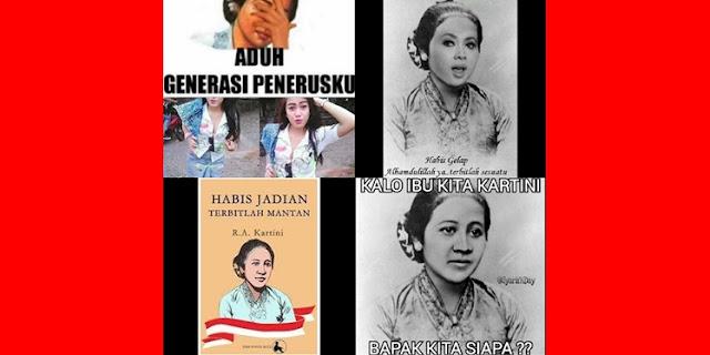 Meme Lucu Hari Kartini sebagai Bahan Introspeksi Diri Wanita Masa Kini