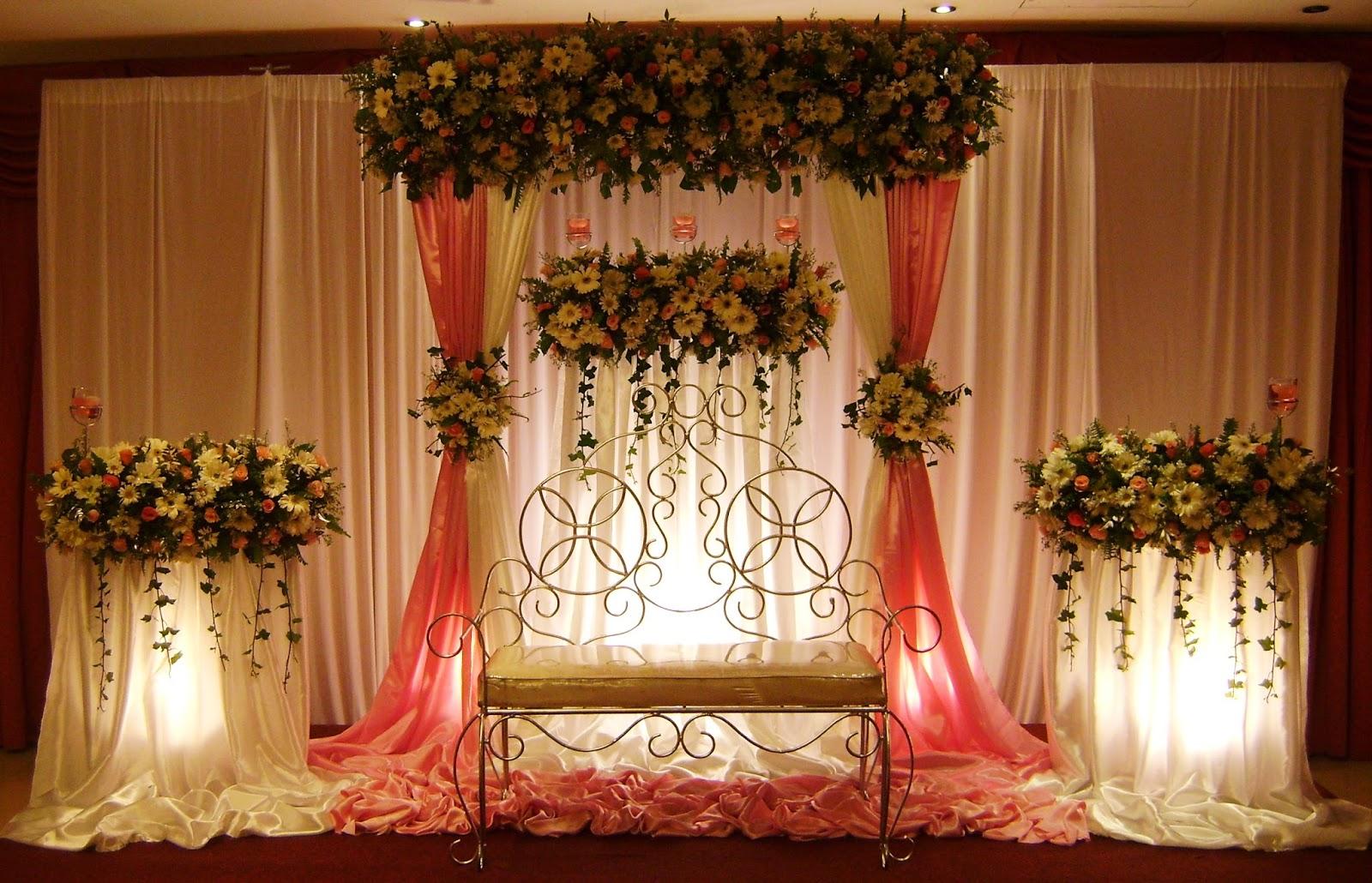 Wedding Stage Decoration Ideas Dubai