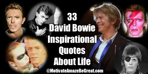 33 David Bowie Quotes About Life To Inspire You