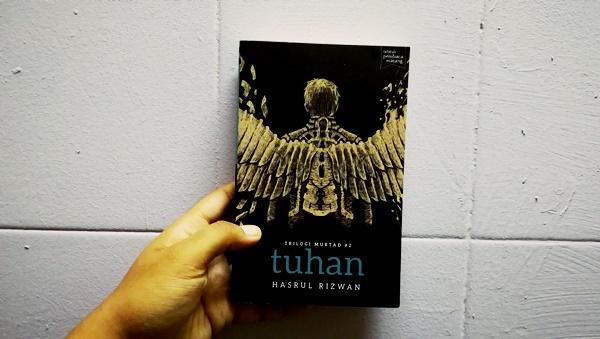 Review Novel FIXI : Tuhan by Hasrul Rizwan