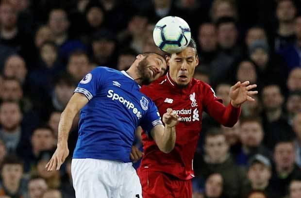 Van Dijk Berambisi Hapus Dahaga Gelar Liverpool di Liga Inggris