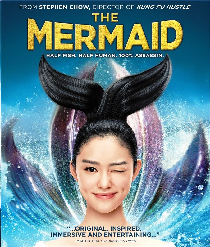 The Mermaid 2016 Full Movie In Hindi 720p Bluray 861MB Download