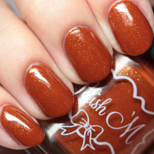 Polish 'M Brandy Dazzle