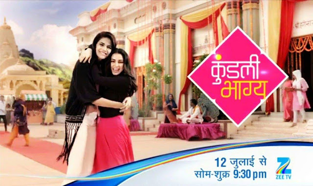 'Kundali Bhagya' Serial on Zee Tv Plot Wiki ,Cast ,Title Song,Timing,Promo