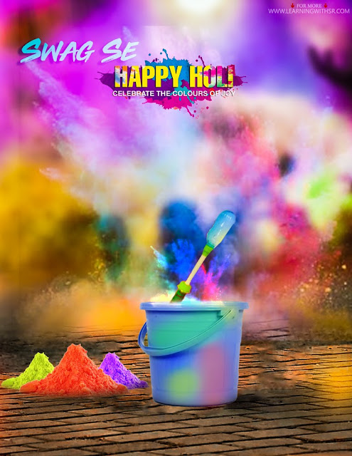 Happy holi hd picsart download images