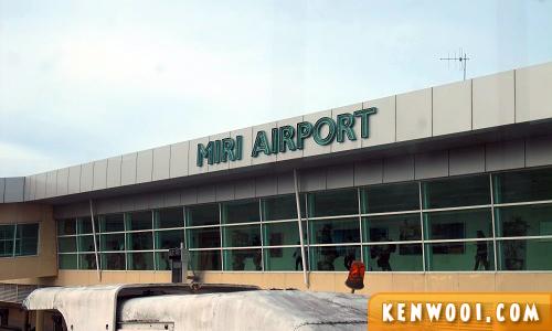 miri airport