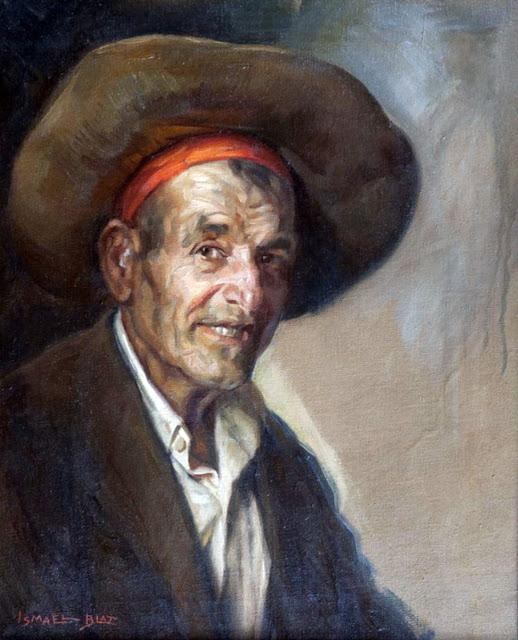 Ismael Blat Monzo, Maestros españoles del retrato, Pintor Valenciano, Pintores españoles, Pintores Valencianos, Ismael Blat, retratos de Ismael Blat