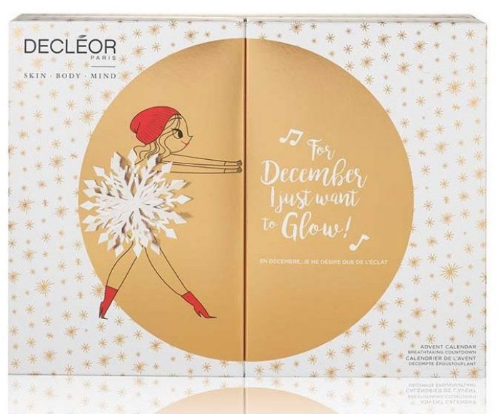 Here are the full contents and spoilers of the Decleor Beauty Advent Calendar 2018