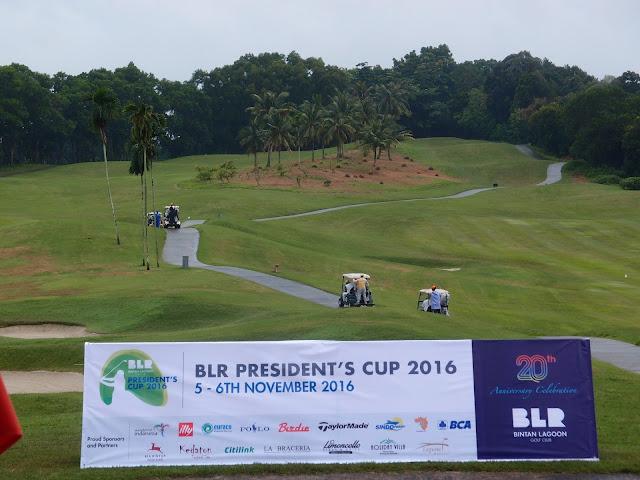 BLR President's Cup高球赛