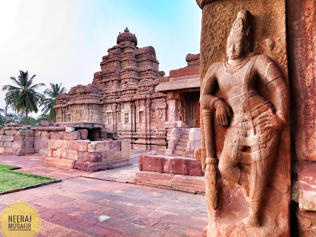 Hampi and Pattadakal