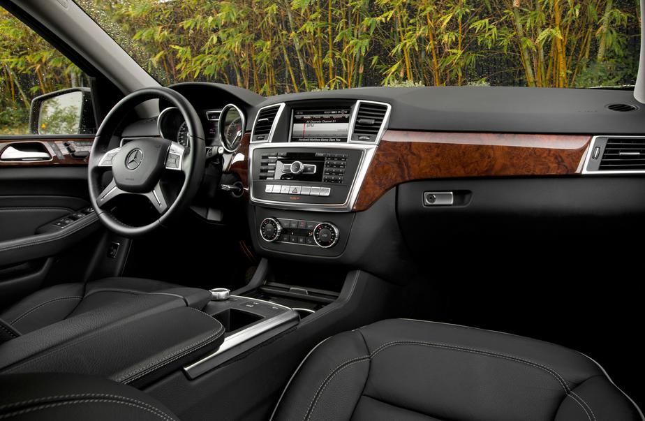 2016 Mercedes Benz Ml350 Bluetec