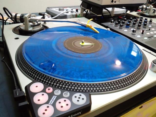 Serato DJを使用したレッスンのイメージ画像です。