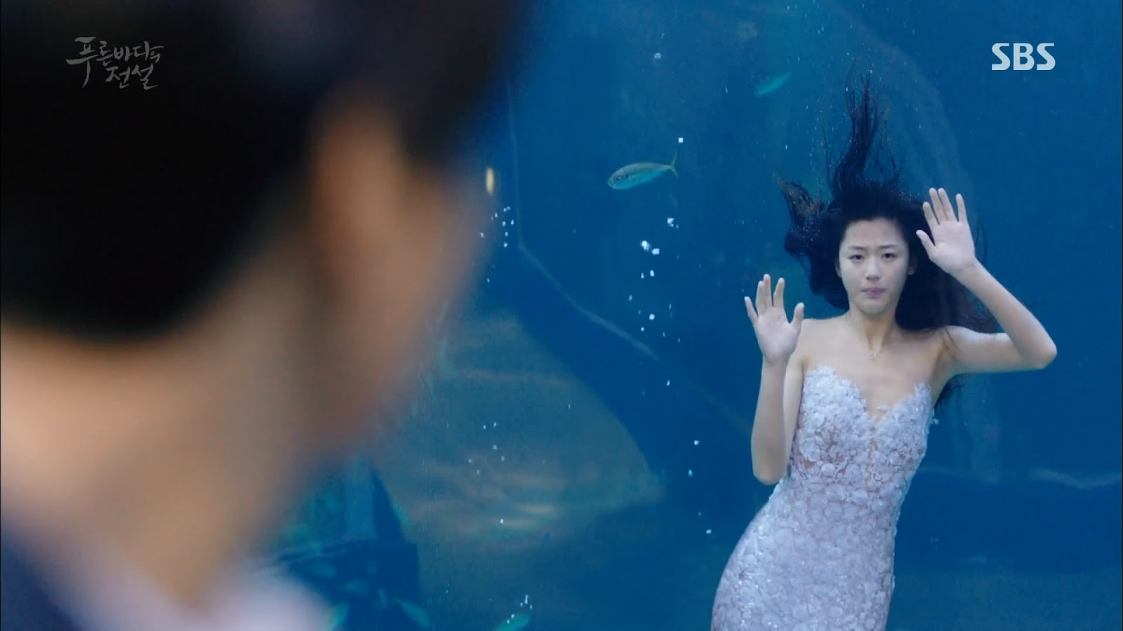 Screenshot Joon Jea And Cheong Yi Finally Meet The Legend Of The Blu Sea (2016)  1080p Episode 03 - www.uchiha-uzuma.com