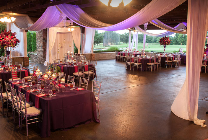Hermitage Golf Course Wedding Venues