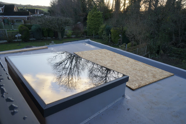 Velux kitchen window