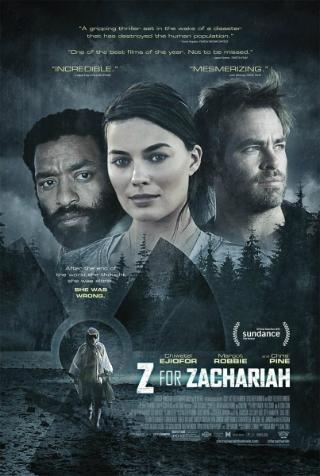 Z for Zachariah [2015] [DVDR] [NTSC] [Subtitulado]