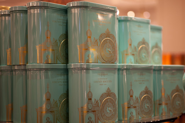 Biscuits from Fortnum & Mason