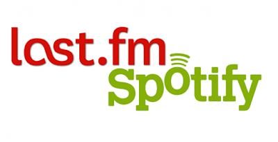 Cómo saber la música más escuchada en last.fm y spotify.