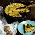 Frittata mit Butternut-Kürbis und Champignons - Mein Frühstücksglück
