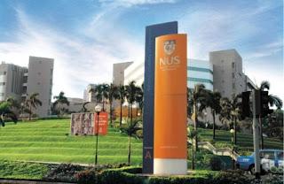 perguruan tinggi terbaik di asia national university of singapore