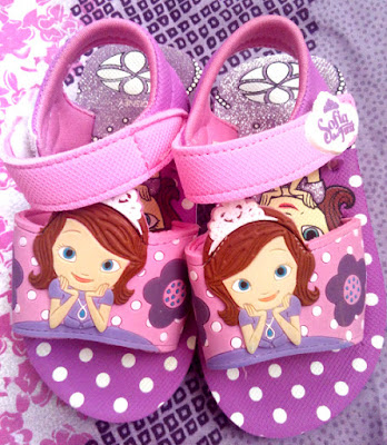 Sandal Sofia The First