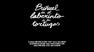 Buñuel en el labertinto de las tortugas Película