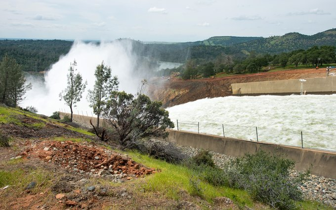 Group Files Lawsuit Against DWR Over Oroville Dam Asbestos