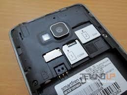 Andromax U : Cara Setting Andromax U Menjadi Dual GSM